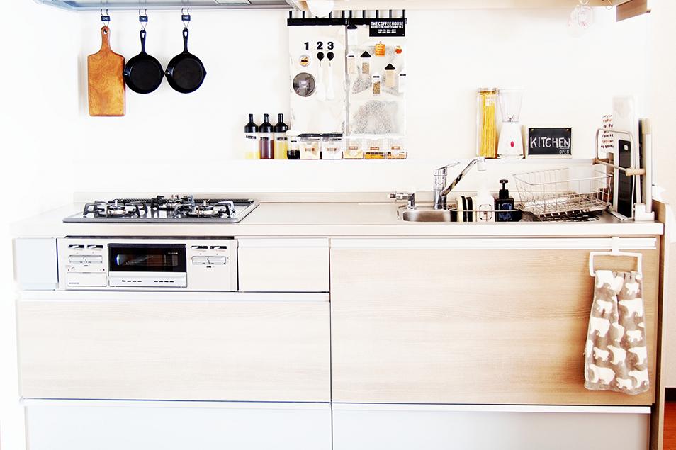 断捨離で狭いキッチンもすっきり!捨てて正解だったもの3つ
