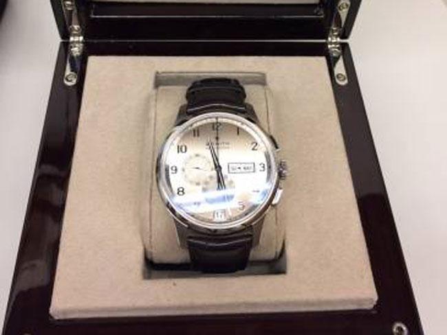 ゼニス・03.2072.4054/18.C711の腕時計を買取|名古屋|名古屋藤が丘店