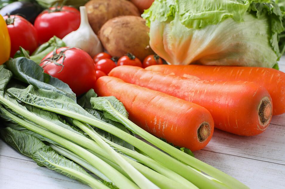 """【生ごみ減量化】捨てないで!実は栄養価バツグンな野菜の""""あの部分"""""""