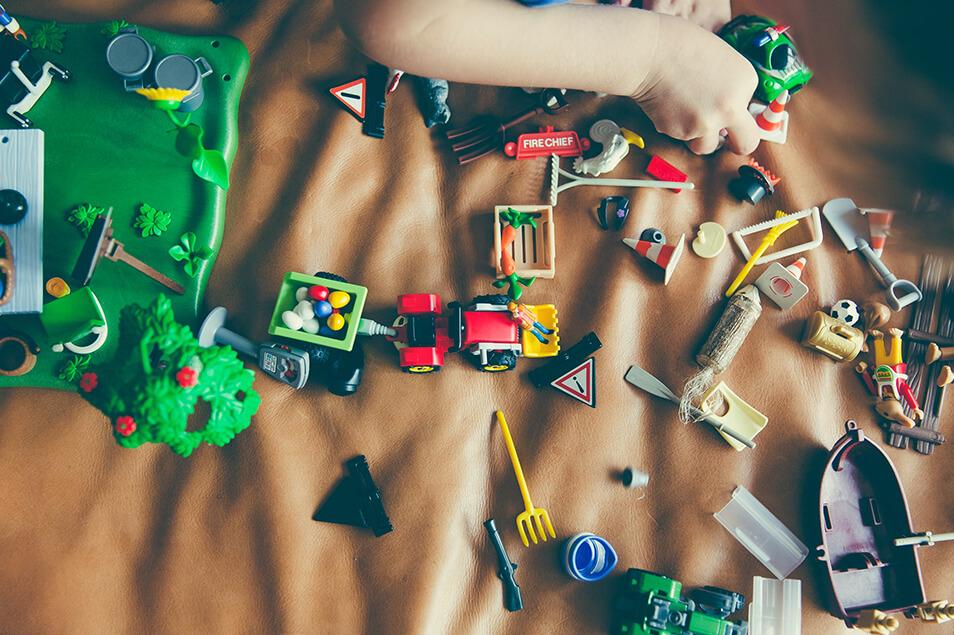 子どもと一緒にトライ!おもちゃの断捨離方法