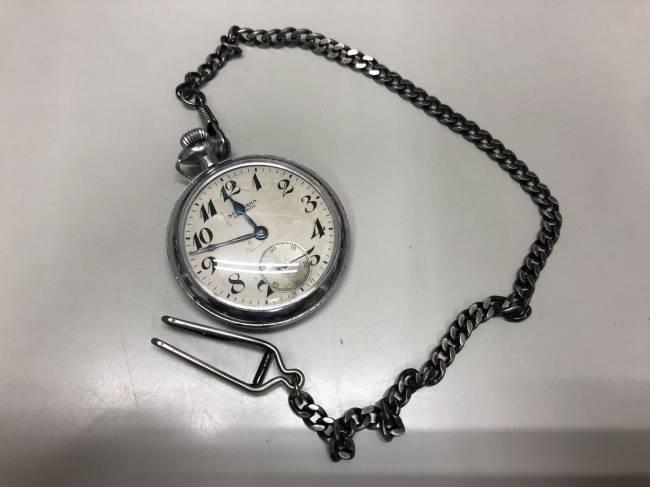 セイコー・精工舎・懐中時計・プレシジョンを買取|東京|葛西店