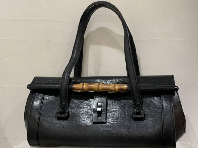 グッチ・バンブー・ハンドバッグを買取|東京・台東区|上野マルイ店