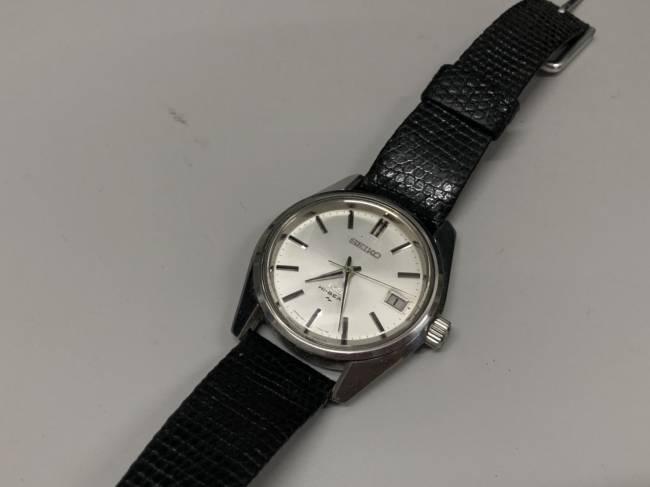 セイコー・ハイビート・手巻き時計を買取|名古屋|名古屋香流店