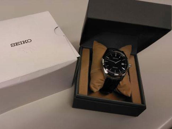 セイコー・メンズ・6R15の腕時計を買取|名古屋|名古屋藤が丘店