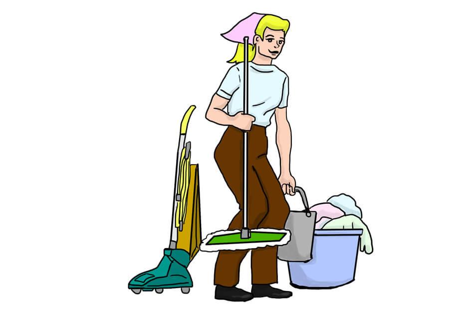 ハウスクリーニングができる水回り掃除の箇所は!?