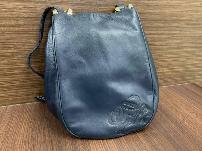 ロエベ・ヴィンテージ・レザーバッグを買取|神戸|元町駅前店