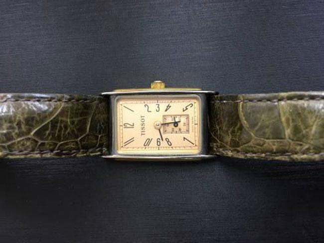 ティソ・ヴィンテージ・手巻き時計を買取|横浜|大倉山店