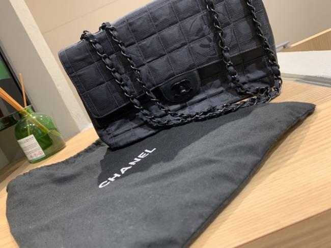 シャネル・ニュートラベルライン・チェーンショルダーを買取|東京・台東区|上野マルイ店
