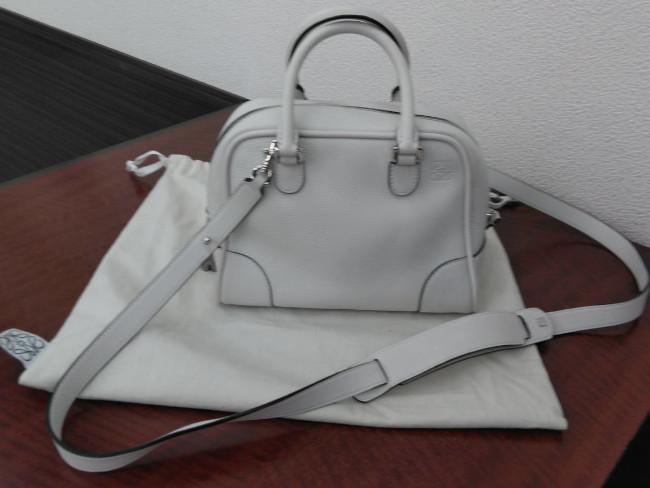 ロエベ・アマソナ・スモールのバッグを買取 名古屋 名古屋藤が丘店