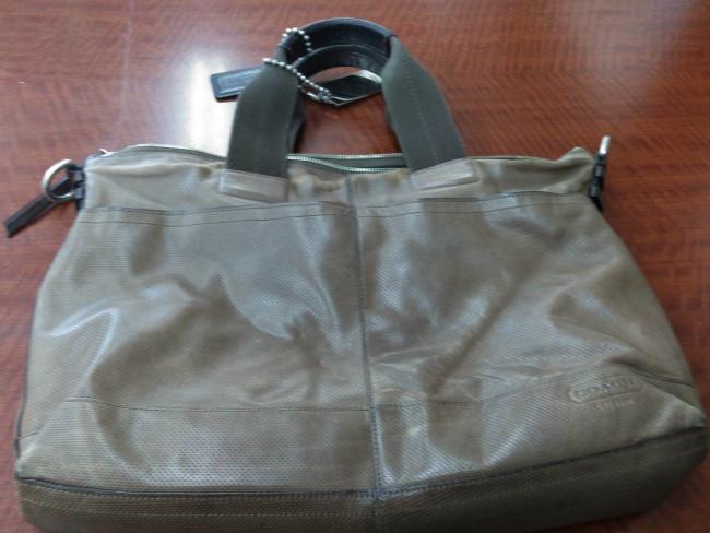 コーチ・2WAYバッグを買取|川崎|鷺沼店