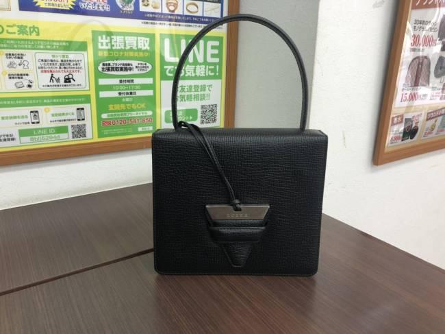 ロエベ・バルセロナ・2wayハンドバッグを買取 東京 葛西店