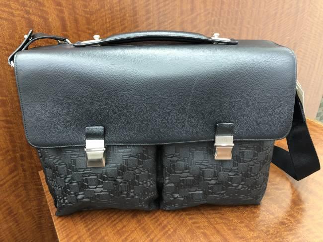 ダンヒル・D8 メッセンジャーバッグを買取|神戸|東灘店