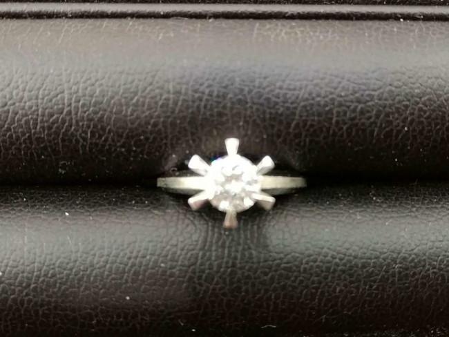 ノーブランド・0.54ct・ダイヤリングを買取|横浜|横浜センター北店