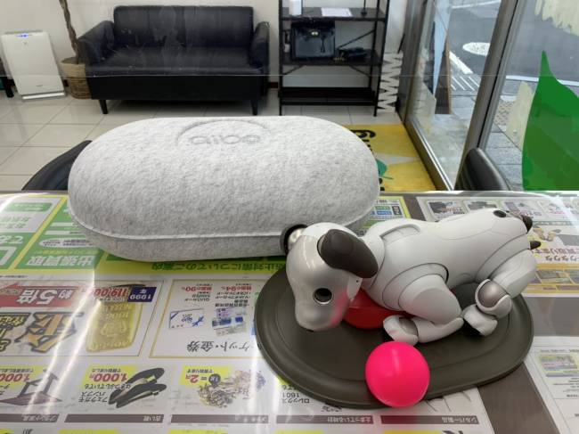 ソニー・AIBO ERS 1000を買取|浦和|浦和店