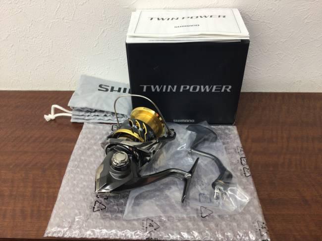 シマノ・ツインパワー・リール・4000XGを買取|姫路|姫路店