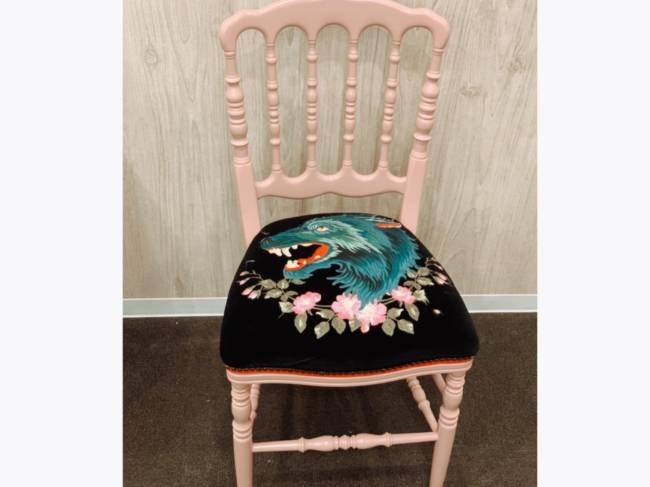 グッチ・椅子