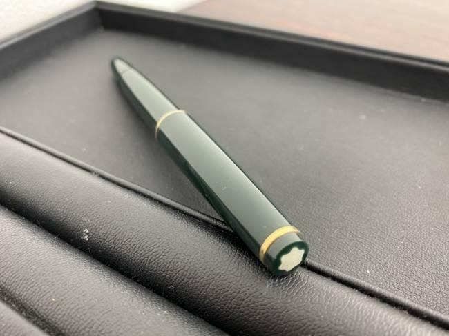 モンブラン・万年筆・K14を買取|広島|広島中央店