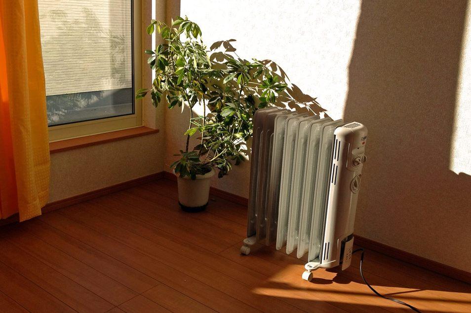 静かで暖か!冬のお部屋はオイルヒーターで暖めるのがおすすめ