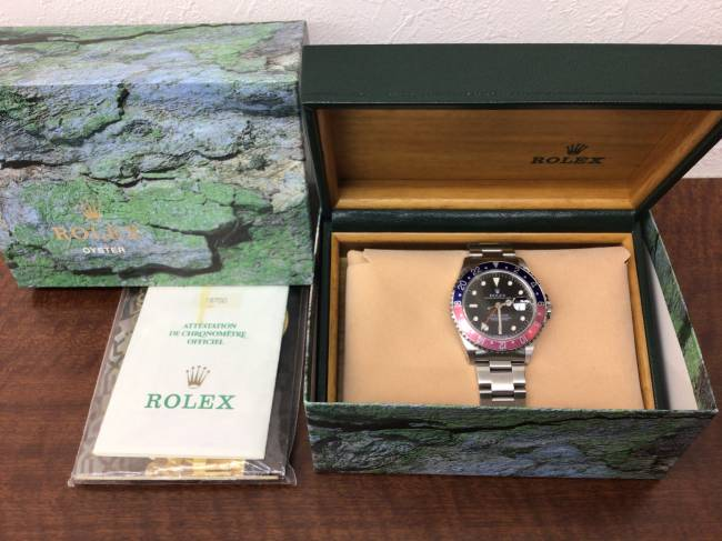 ロレックス・GMTマスター・16700を買取|姫路|姫路店