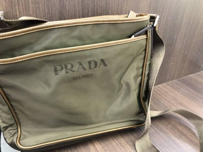 プラダ・ナイロン・ショルダーを買取|名古屋|名古屋西店