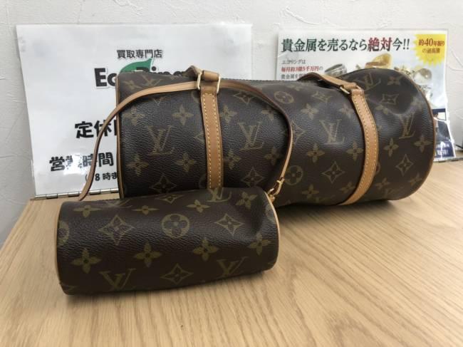 ルイヴィトン・モノグラム・パピヨンを買取|埼玉|上尾店