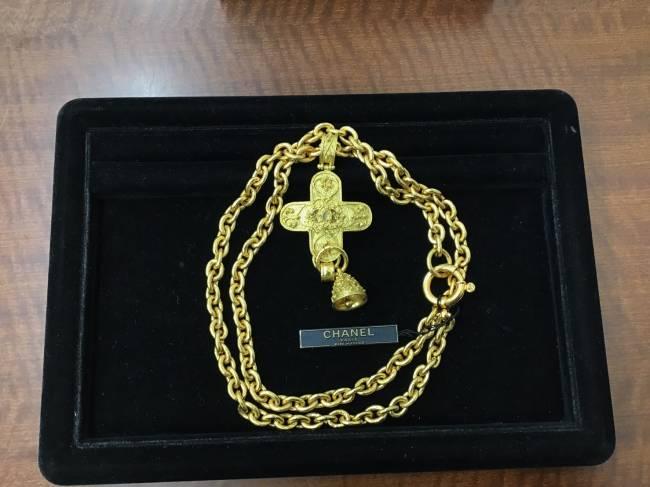 シャネル・ゴールド・ネックレスを買取|名古屋|名古屋香流店