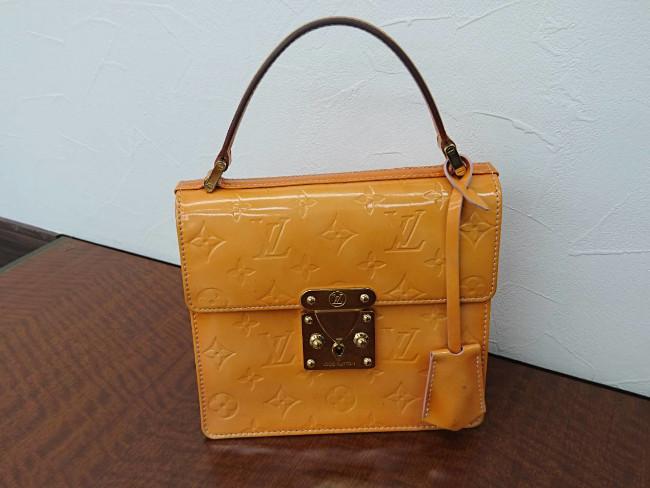 ルイヴィトン・ヴェルニ・スプリングストリートのバッグを買取|名古屋|名古屋藤が丘店