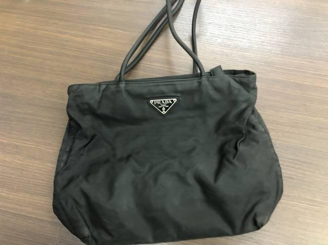 プラダ・ナイロントートバッグを買取|名古屋|名古屋西店