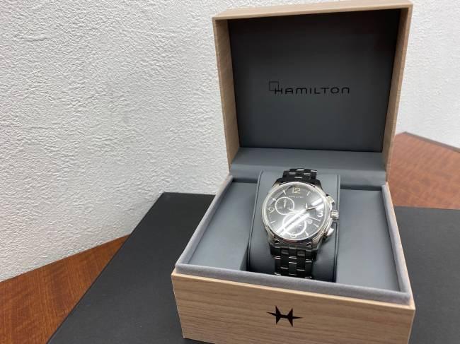 ハミルトン・時計・メンズ・H326120を買取|神戸|西宮北口店