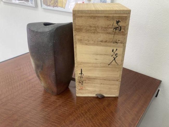 奥本丸味・花瓶を買取|広島|広島五日市店
