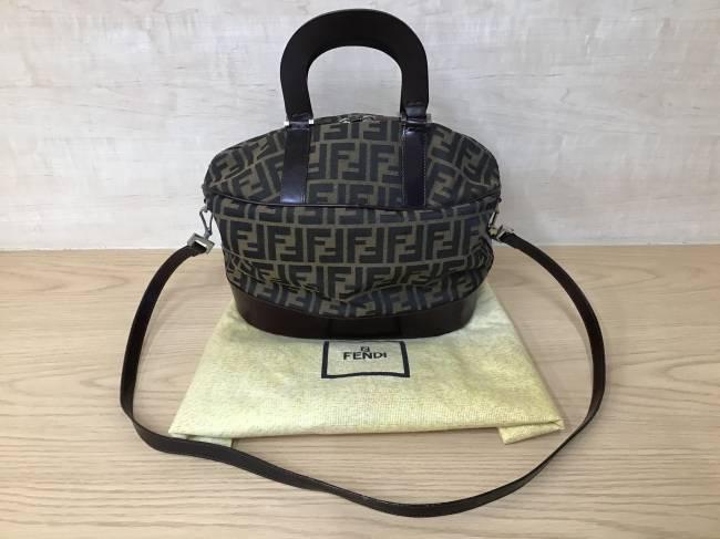 フェンディ・ズッカ柄・2way・ハンド/ショルダー・バッグを買取|大阪|くずは店