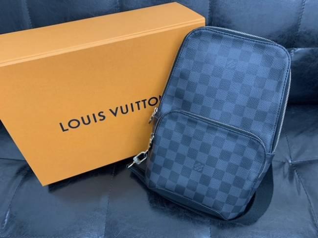 ルイヴィトン・ダミエグラフィット・アヴェニュースリングバッグを買取|神戸|西明石店