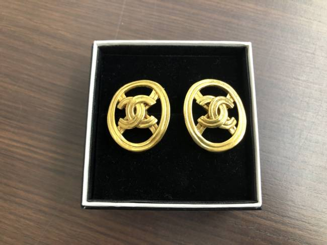 シャネル・96P ココマークイヤリングを買取|名古屋|名古屋本山店