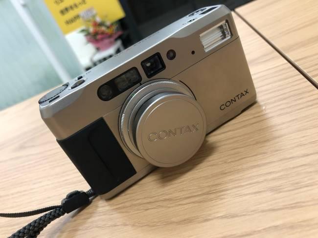 コンタックス・カメラを買取 滋賀 草津店