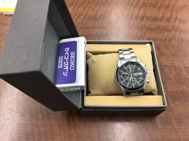 セイコー・時計を買取|川崎|川崎溝の口店