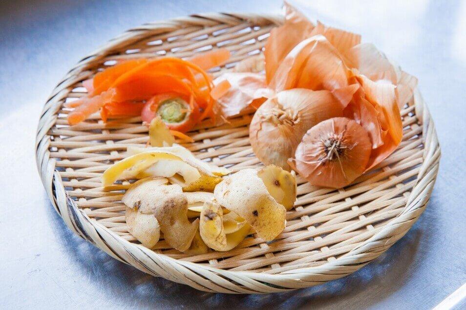 野菜の皮は宝!ベジブロスで料理を格上げしよう