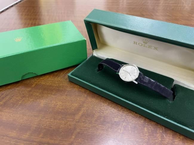 ロレックス・プレシジョン・婦人時計・2649を買取|名古屋|名古屋中村店