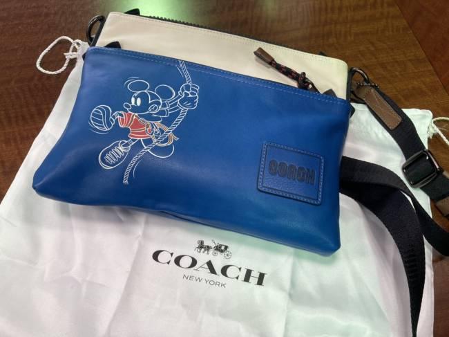 コーチ・ショルダーバッグを買取|横浜|横浜センター南店