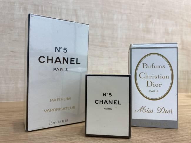 シャネル・ディオール・香水を買取|大阪|住道店