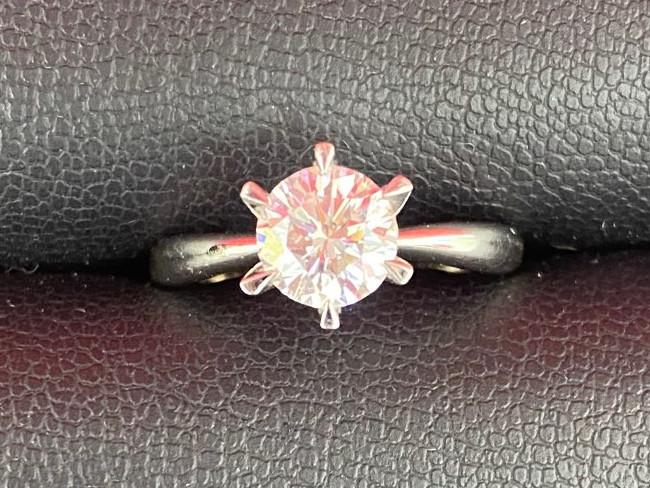 ダイヤモンド・1.02ct・リングを買取 姫路 加古川店