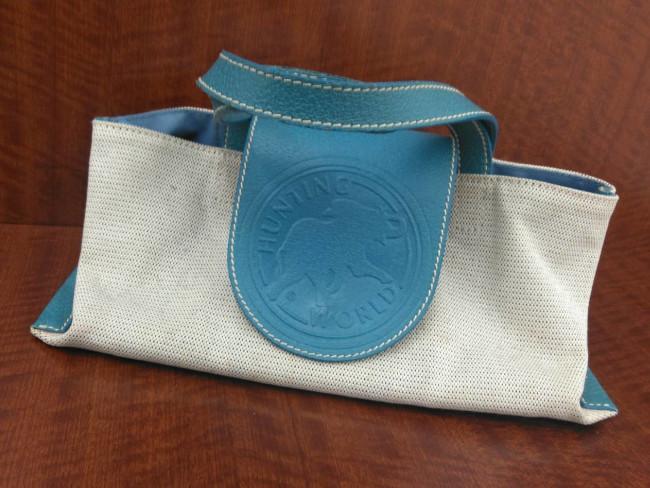 ハンティングワールド・ハンドバッグを買取|広島|広島段原店
