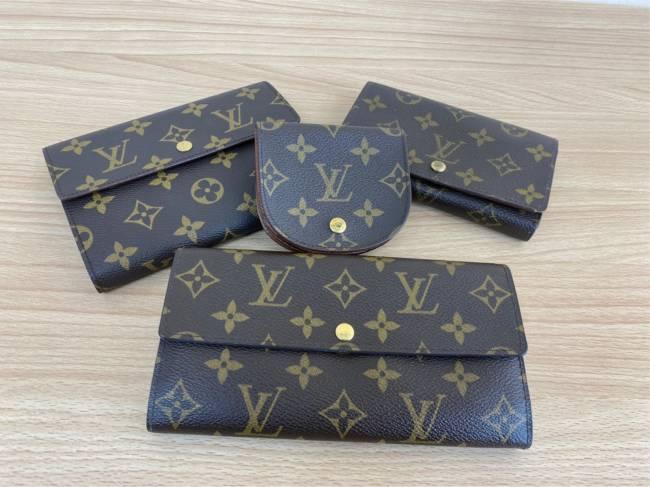 ルイヴィトン・モノグラム・財布を買取 大阪 住道店