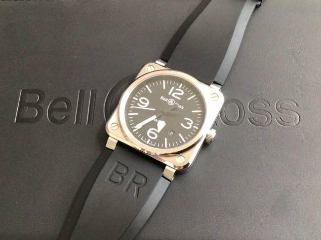 Bell&Ross(ベル&ロス)・BR0392を買取|大阪|中山店
