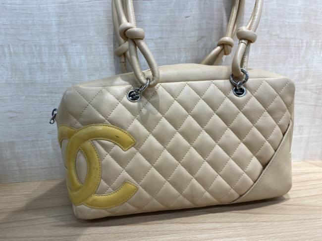 シャネル・カンボン・ボーリングバッグを買取|大阪|住道店
