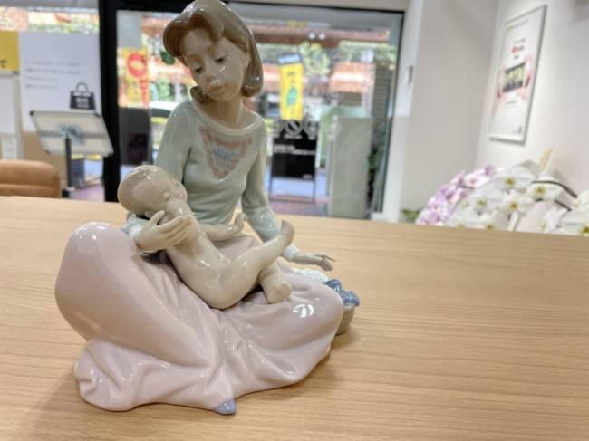 リヤドロ・母と子を買取 東京・大田区 大森店