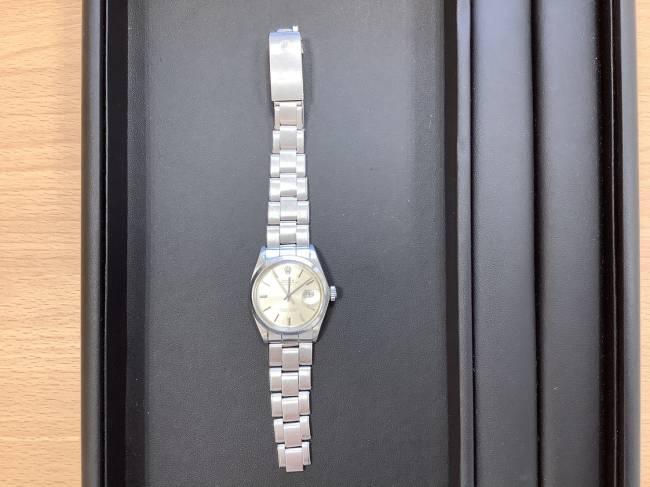 ロレックス・メンズ腕時計・1600を買取|奈良|学園前登美ヶ丘店