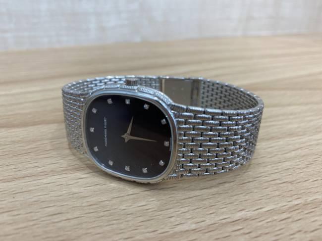 オーデマ ピゲ・K18WG無垢時計を買取|大阪|住道店