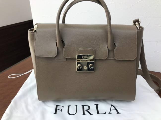 フルラ・メトロポリス・2wayバッグを買取|名古屋|名古屋平針店