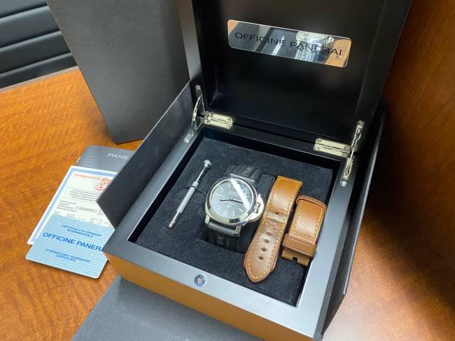 パネライ・ルミノール マリーナを買取|神戸|兵庫店