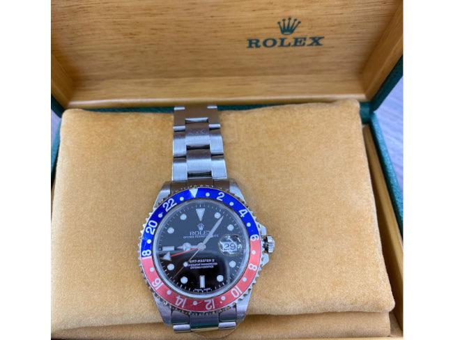 ロレックス・GMTマスターⅡ・16570を買取|姫路|加古川店